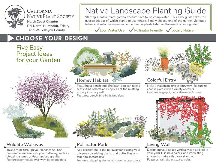 North Coast Chapter Planting Guide 9 12 19 r Page 1a 720