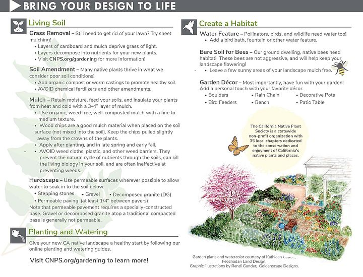North Coast Chapter Planting Guide 9 12 19 r Page 1b 720